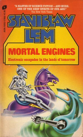 Mortal Engines English Avon 1982